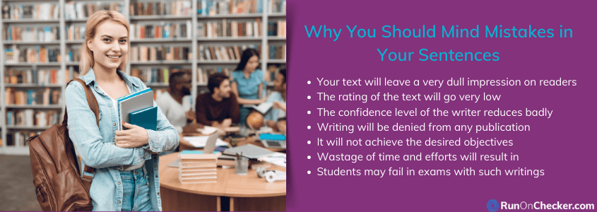 reasons to edit my sentence